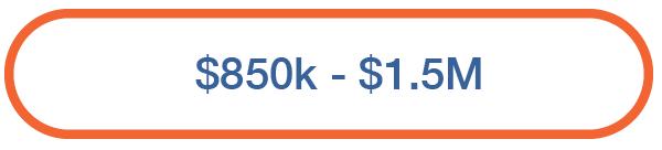 $850k-1.5m