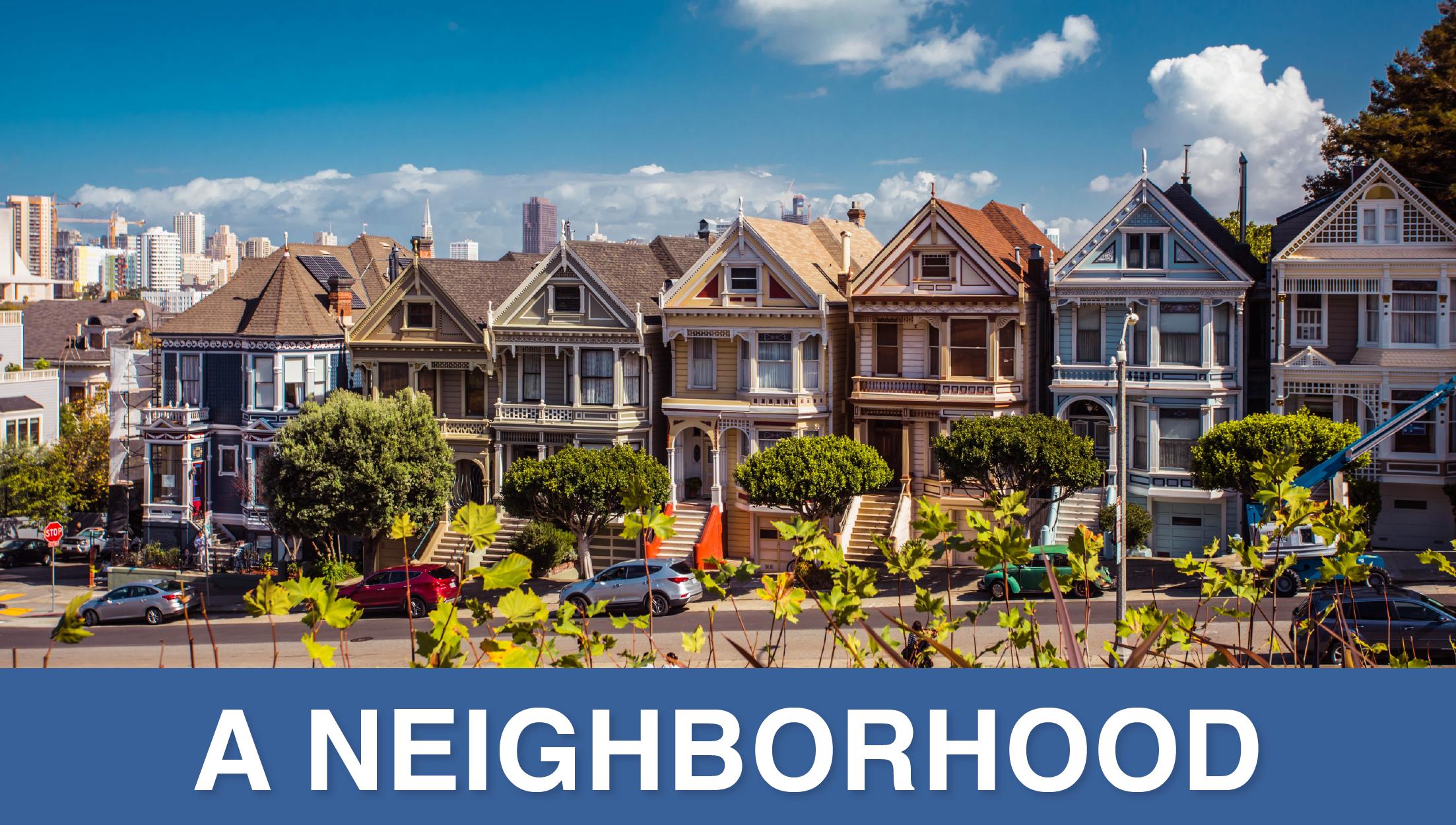 HyperLocale Neighborhood