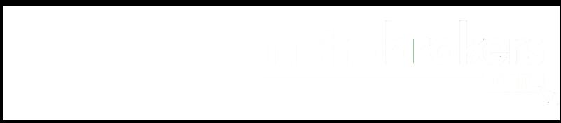 BHGRE Metro Brokers white logo