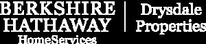BHHS Drysdale White Logo