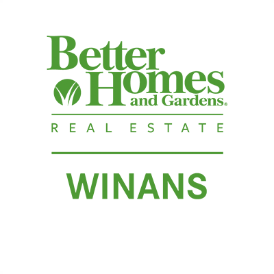 square better homes and garden real estate winans logo