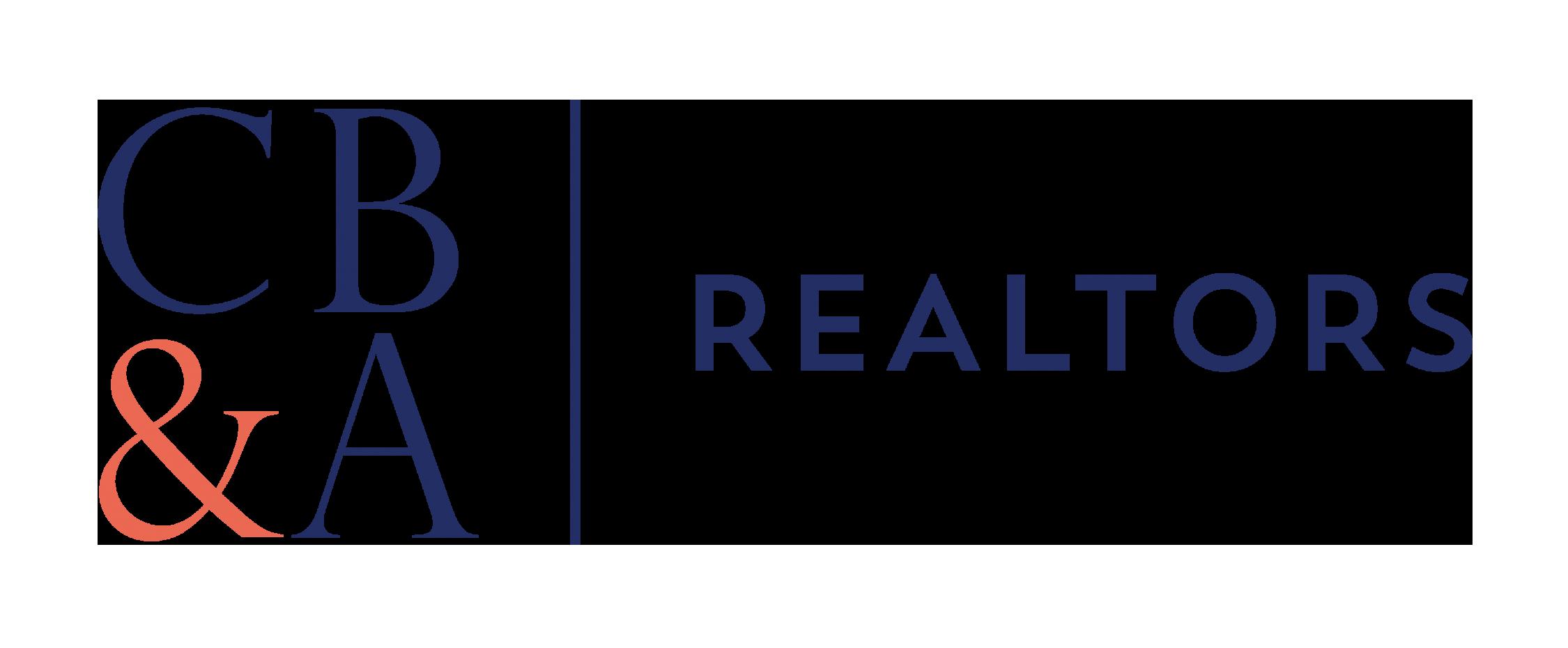 cb&a realtors logo
