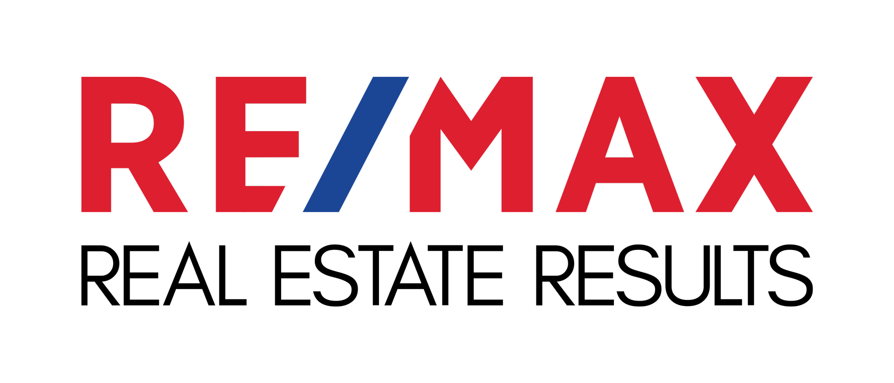 RE/MAX Real Estate Results logo
