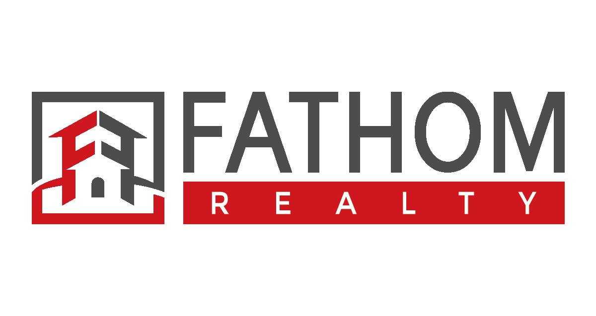 Fathom realty logo